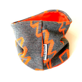 Fair Fashion Doggy Loop Safety Flash Orange