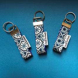Schlüsselanhänger Mosaik