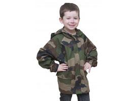 Blouson enfant militaire