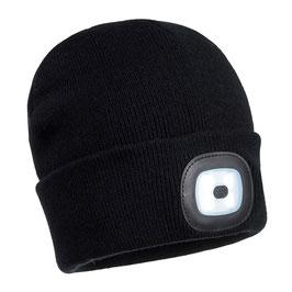 Bonnet LED noir
