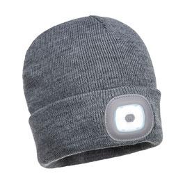 Bonnet LED gris