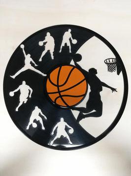 Disque vinyle basket