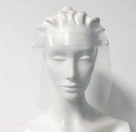 Gesichtsprotektor Transparent 2 stk