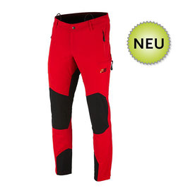 PSS X-Treme Stretch Outdoorhose rot
