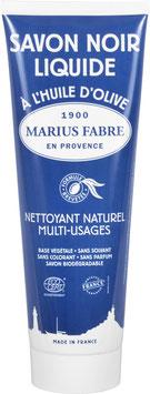 Marius Fabre savon noir liquide á L`huile d`olive - Allzweckreiniger schwarze flüssige Seife, 250ml Tube