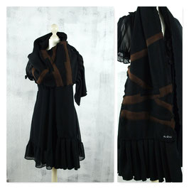 WITCHY Schal Stola Fleece