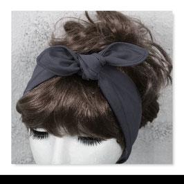 Haarband LISA Grau