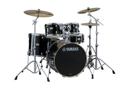 "STAGE CUSTOM BIRCH EURO KIT - BONUS 8"" TOM & CLAMP  6 PIECE KIT"