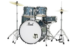 ROADSHOW DRUM KIT - PEARL RS505CC - Arriving Late November - Place a Deposit to hold your Order