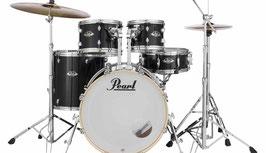 Pearl Export Junior Drum Kit Hardware - Jet Black in stock now