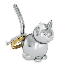 ZOOLA CAT RING HOLDER UMBRA
