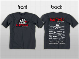 BRETINGA Festival T-Shirt 2012