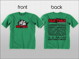 BRETINGA Festival T-Shirt 2013