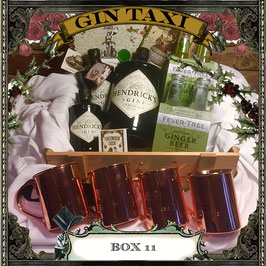 Box 11 - ULTIMATE Gift Box with GIN TAXI Voucher for 4