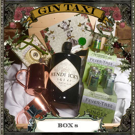 Box 8 - Gift Box with GIN TAXI Voucher for 4