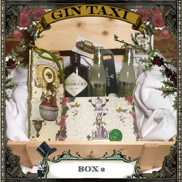 Box 2- Gift Box with GIN TAXI Voucher for 2