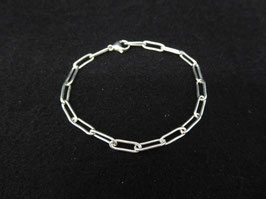 Chaîne d'ancre mat mince (Armband)