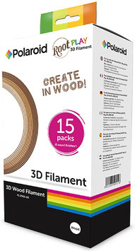 Polaroid 3D Wood Filament-Packungen