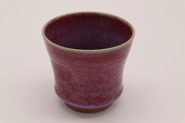 辰砂焼酎カップ