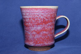 辰砂マグカップ