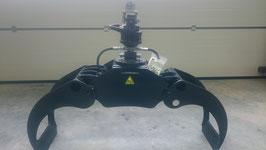 OG 24 hydraulisches Verladezangenset