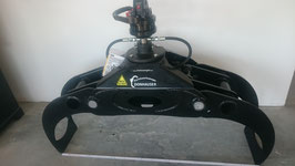 OG 140 Weldox hydraulisches Verladezangenset