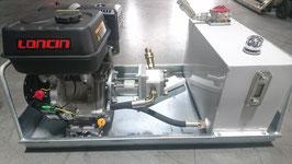 Motor-Hydraulik-Pumpe