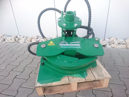 Fällgreifer CTG150 Energieholzgreifer