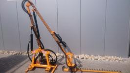 Astschere Heckenschere Hydraulisch CH180 mit Ausleger mit 7,5 m Zuleitung