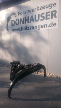 OG220 Profi - Rückebock für Starkholz