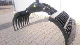 HLG 157 hydraulischer Scheitholzgreifer, Leichtgutzange