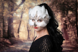White Owl Mask