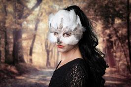 White Owl Mask