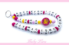 ABC-Kette mit Namen - Bibi 041