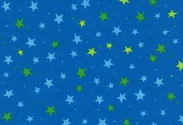 Westfalenstoffe - Junge Linie kbA - Sterne bunt