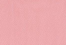 Prinzessin Punkte rosa auf rosa