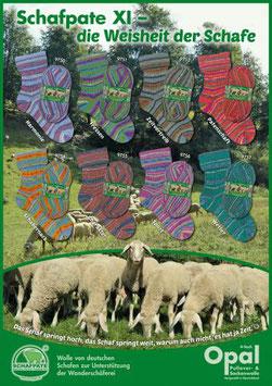 Opal - Schafpate XI - die Weisheit der Schafe