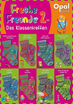 Opal - Freche Freunde 2 - 4-fädig