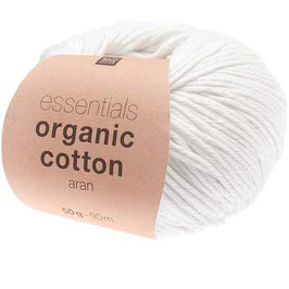 Rico Essential Organic Cotton aran