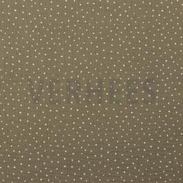 Double Gauze - Little Dots