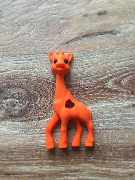 Giraffe oranje