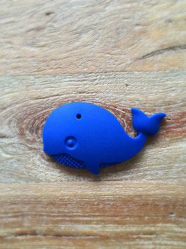 Walvis donker blauw