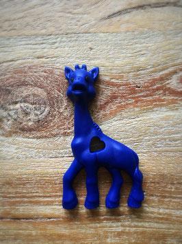 Giraffe donker blauw