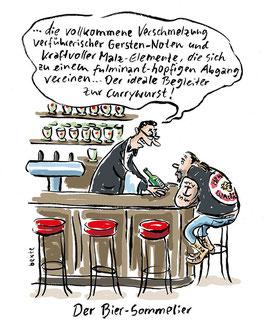 Bier-Sommelier