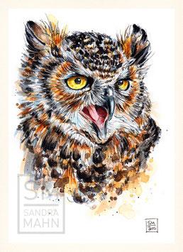 UHU | eagle-owl | A5