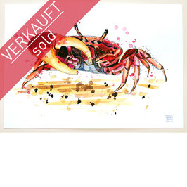 KRABBE | crab | A4