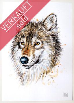 WOLF | wolf | A4