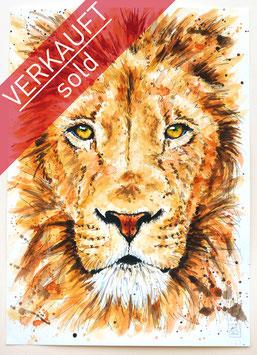 LÖWE | lion | A4