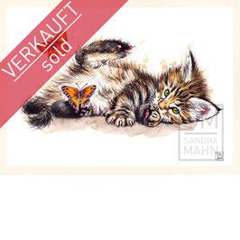 KATZE | cat | A4