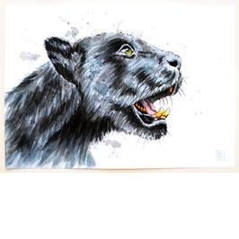 PANTHER | black panther | A4